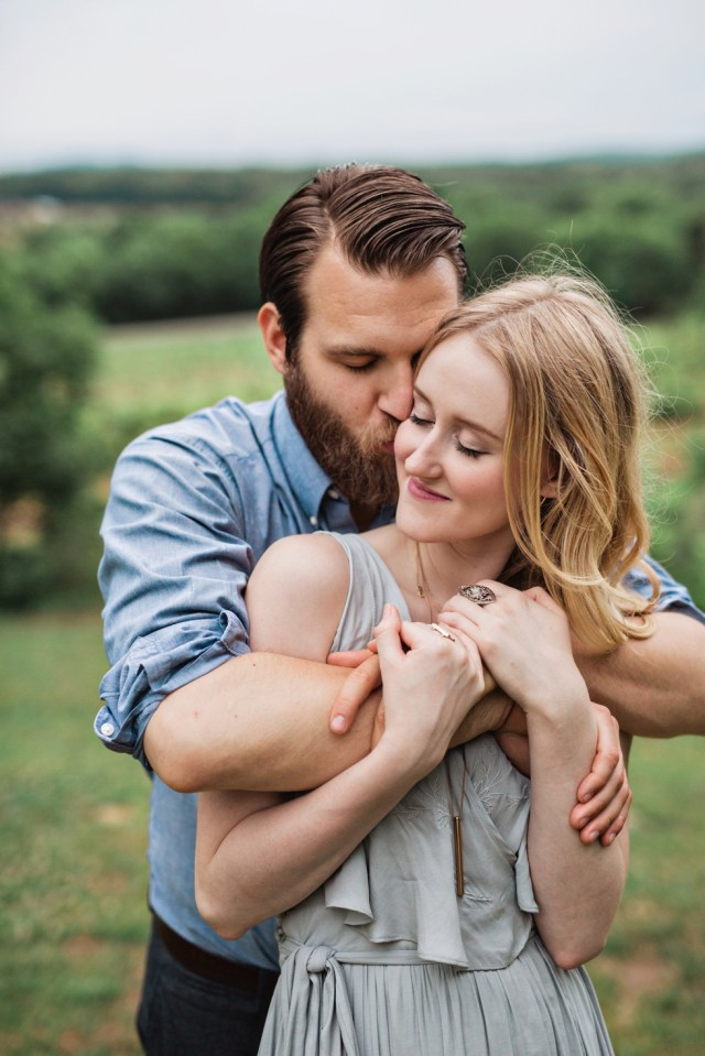 Arrington Vineyard Engagement Wedding Photographer Nashville