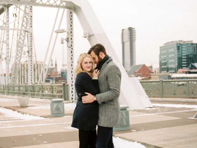 Nashville Film Photographer in Nashville Fine Art Wedding Photography
