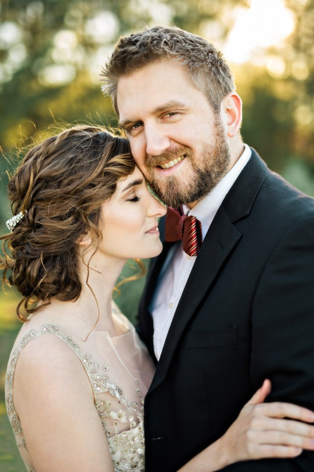 Christmas Tree Farm Wedding Elopement Photographer