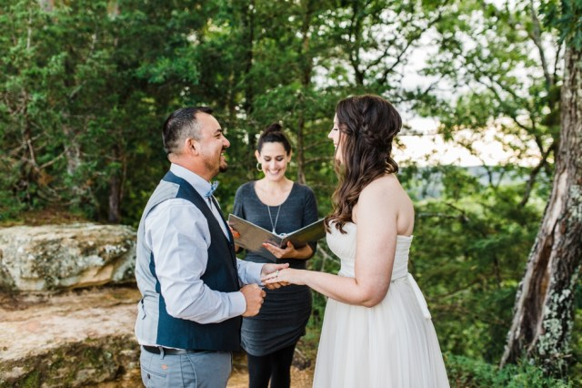 Narrows of the Harpeth Nashville Elopement Photography