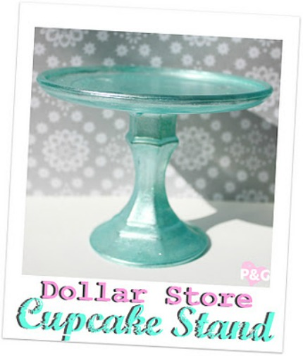 Diy cupcake stands diy weddings for Cupcake stand plans