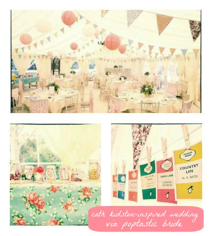 Cath Kidston Wedding Gift List : Cath Kidston-Inspired Wedding DIY Weddings
