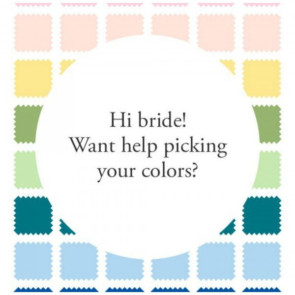 A Site To Help You Choose Your Wedding Colors DIY Weddings