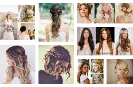 2016 Wedding Hairstyle Trends