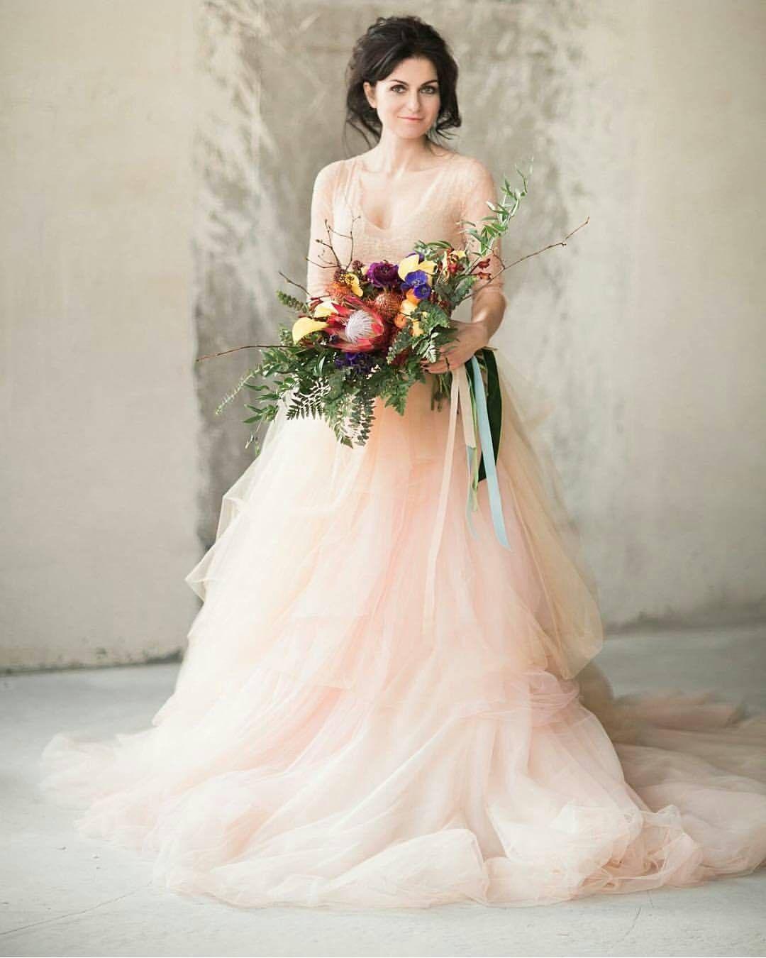 Fullsize Of Non White Wedding Dresses