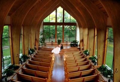 Chapel Wedding - Harmony Chapel in Dallas Fort Worth Texas