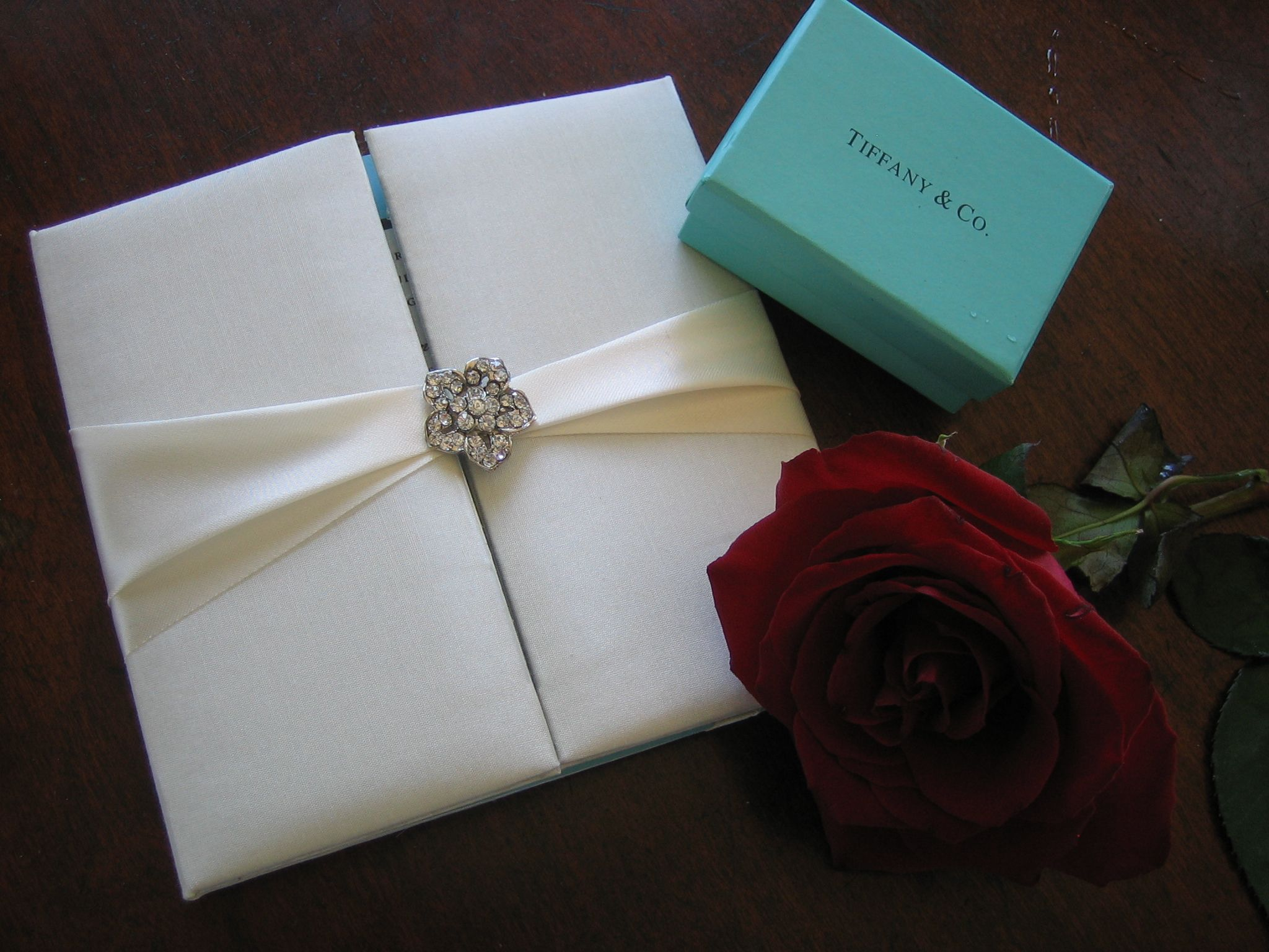 crystal themed wedding invitations tiffany blue wedding invitations Luxurious Design By A Day Like No Other Tiffany Themed