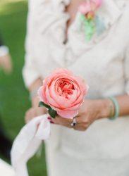 Коралловый цвет свадьбы