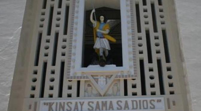 Kinsay Sama sa Diyos - The St Michael the Archangel image of Padada