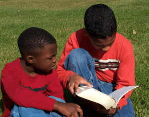 ©Child Evangelism Fellowship,I have hidden your word in my heart that I might not sin against you.