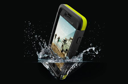 Waterproof case with IP68 rating ensures your phone is protected on any adventure.
