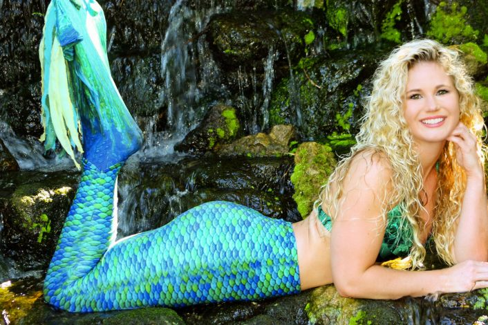 Mermaid Roster   Weeki Wachee Springs State Park mermaid kristy