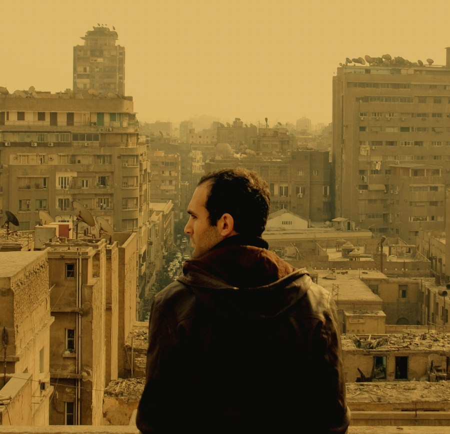 """""""In the Last Days of the City"""" (Cairo, Egypt in Dec., 2009)."""