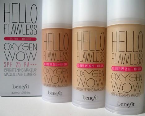 Hello Oxygen 2 Benefits Hello Flawless Oxygen Wow  Liquid Foundation  Sneak Peek Sale