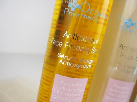 OrganicPharm2 The Organic Pharmacy skin care   Green Monday review