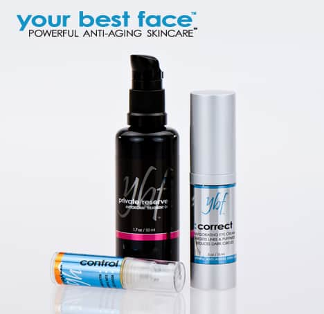 YBF RR Promo YBF Skincare and Truth in Aging   Weekend Deal