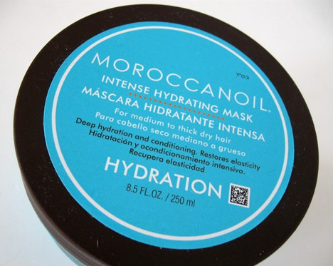 Moroccan Oil Mask1 Moroccanoil Hair Care Collection Review