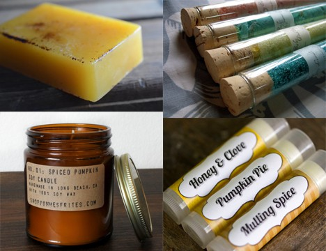 Etsy Fall Scented etsy 4 for Friday – the scent of autumn