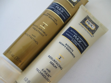 RoC3 RoC Max Wrinkle Resurfacing System Review