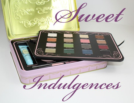 TooFacedSweet1 Too Faced Sweet Indulgence Palette   review, swatches and looks