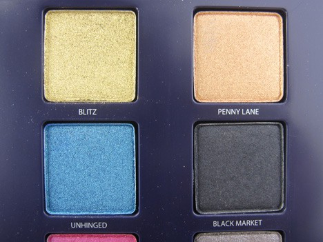 UD Vice7 Urban Decay Vice Palette   review, photos & swatches