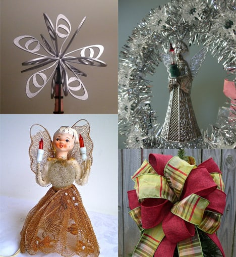 Etsy Tree Toppers etsy 4 for Friday – Topping the tree
