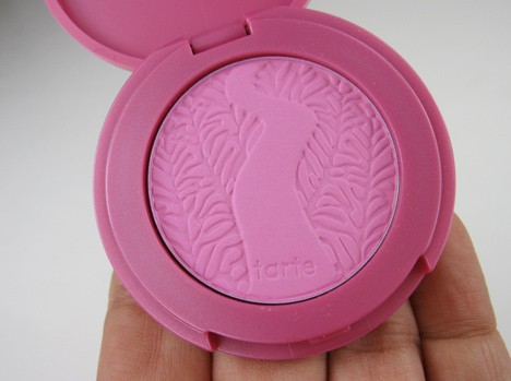 tarteblush1212F tarte fantastic foursome Amazonian Clay blush enthusiast set – review, photos & swatches