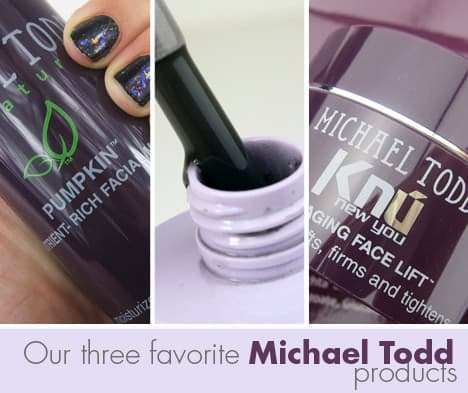 BestofMichaelTodd The Michael Todd Hall of Fame   our 3 favorite products (so far!)