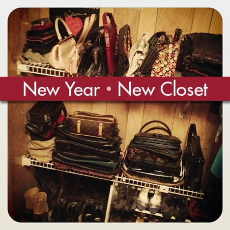 ClosetCleaning How To: Organize Your Closet in 4 Simple Steps