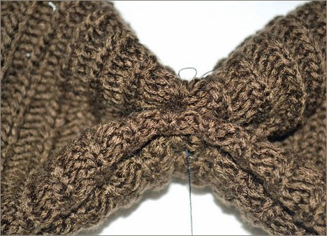 DIY Sw Headband 6C How To: From Old Sweater to Winterized Headband