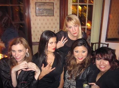 NuanceParty10 Nuance Salma Hayek for CVS   Beauty Blogger Party