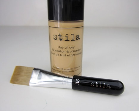 StilaAllDay1 Stila Stay All Day Foundation and Concealer review