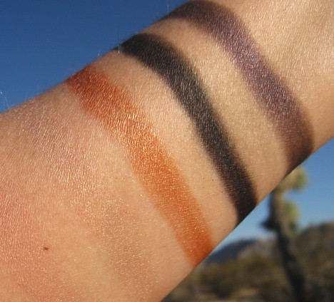 MACsnake10 MAC Year of the Snake Eye Shadows and Beauty Powder   review, photos & swatches