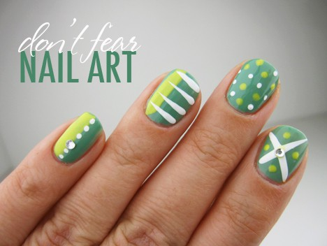 Target Nails Nail Art Tutorials for Beginners   and Pros too!