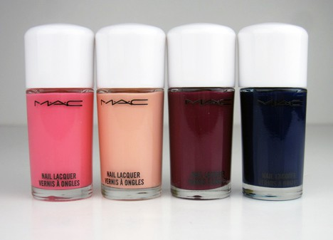 archiesgirl002 MAC Archies Girls Nail Lacquers   review, photos & swatches