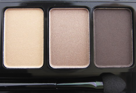 NYXNatSmok5 NYX  Natural Eyeshadow Palette and Smokey Eyeshadow Palette   swatches and review