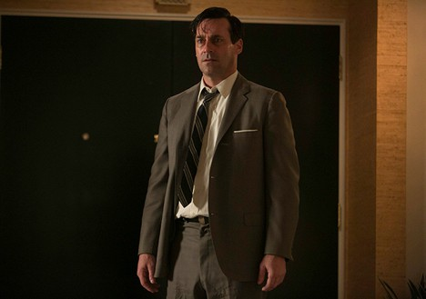 The Crash 4 Mad Men Musings: The Crash