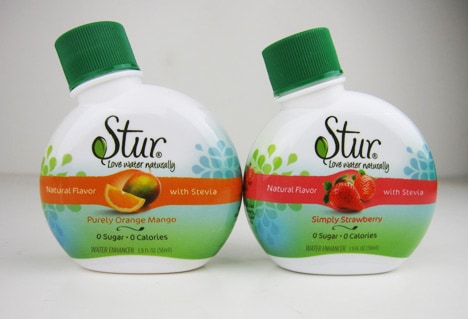 Stur mint cucumber