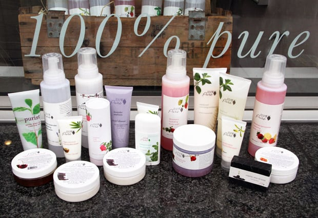100 Percent Pure Store 9 100% Pure in West Hollywood: we heart this Field Trip