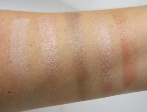 Benefit-Luv-It-Up-swatches