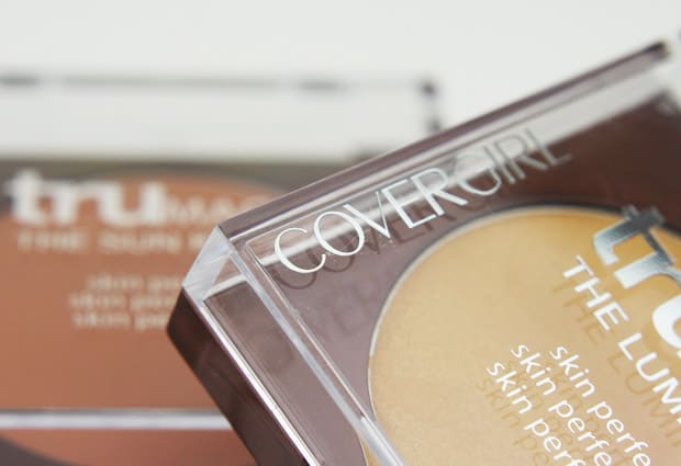 COVERGIRL TruMagic 2 COVERGIRL TruMagic, The Luminizer and The Sun Kisser   Swatches and Review