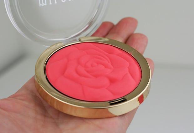 Milani Rose Blush 5 Milani Rose Powder Blush   Review and Swatches