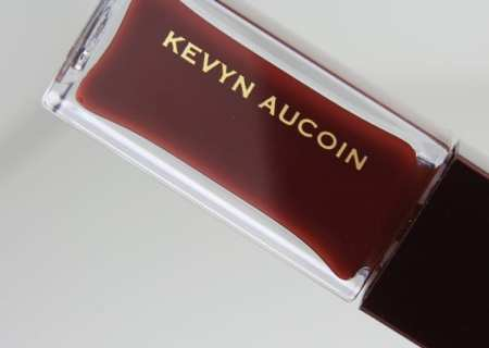 Kevyn Aucoin bloodroses lip gloss makeup