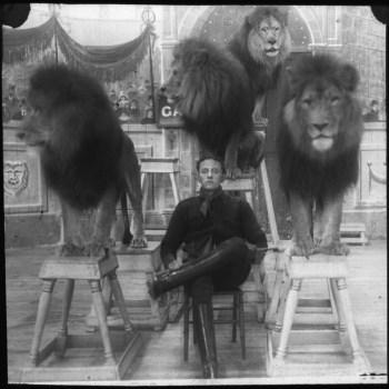Lion Tamer: 1930s