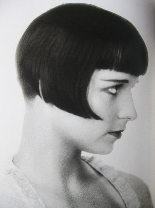 1920s flapper Louise Brooks