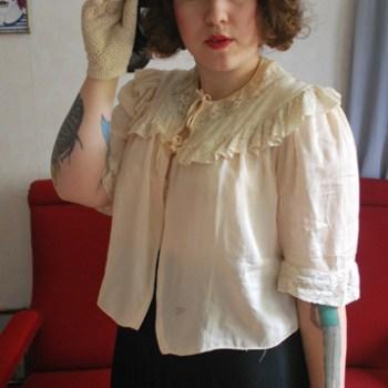 Vintage Style Heroes: Josefine of the Ritzy Ladies