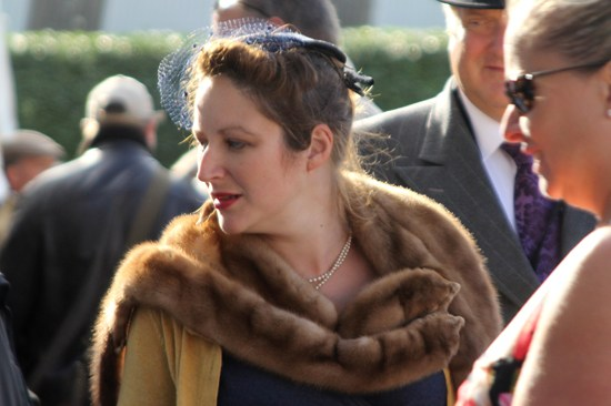 1940s fashions at Goodwood Revival 2012