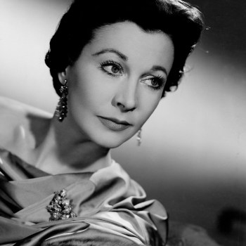1950s hairstyle: Vivien Leigh