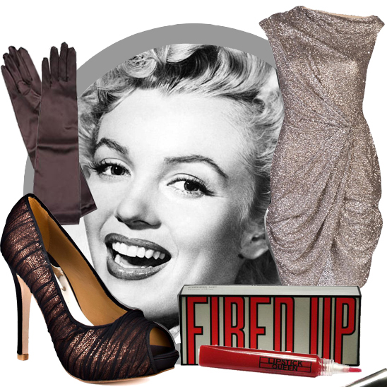 Vintage Lookbook: Dressing Marilyn