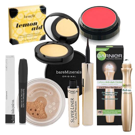 What's in my vintage makeup bag